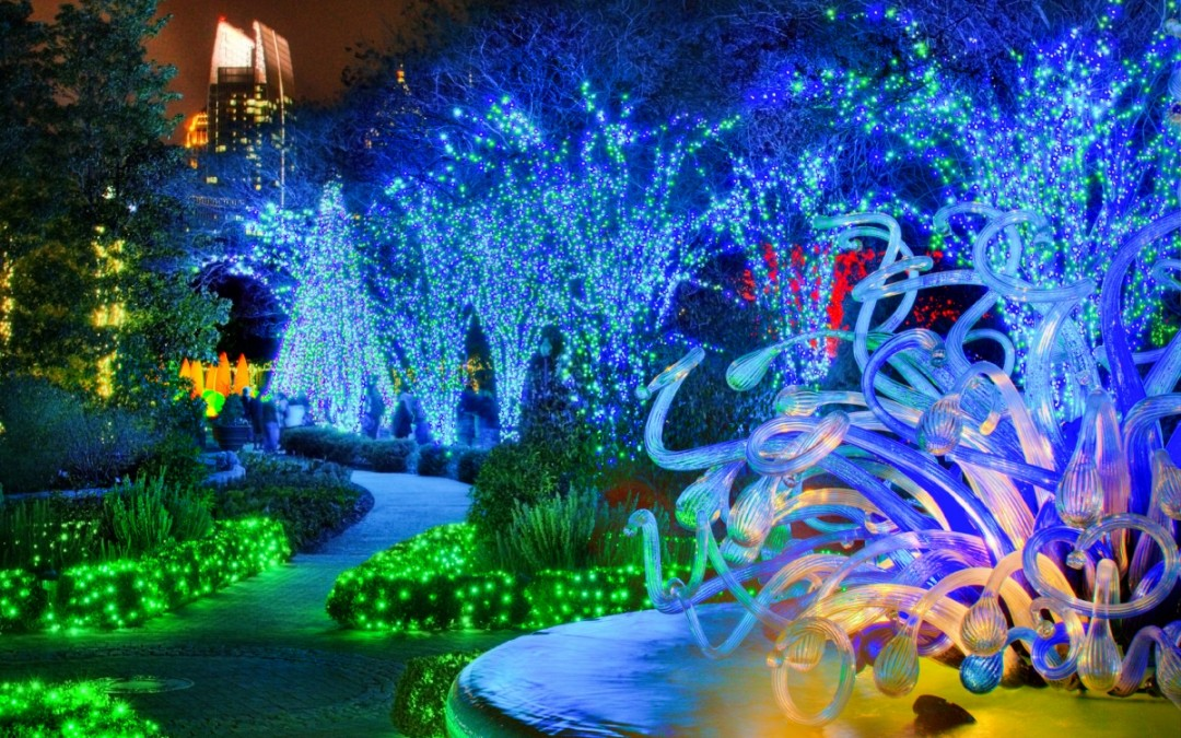 20 things you must do around atlanta during the holidays